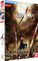 Coffret Combo DVD/Blu-ray de Fate Zero
